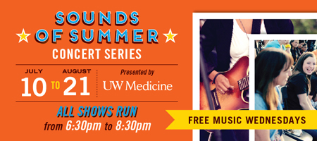 Hit Explosion @ the Sounds of Summer Concert Series / AUGUST 21
